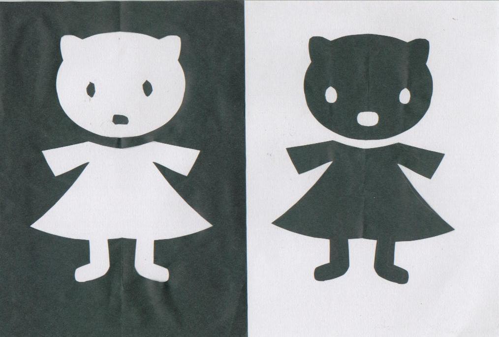 黑白版画素材大全简单内容|黑白版画素材大全简单图片